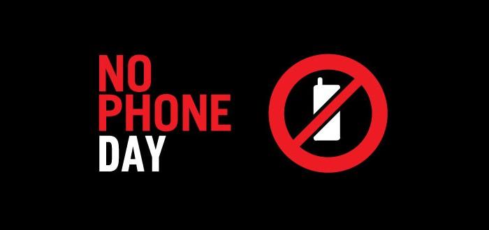 journée mondiale sans téléphone