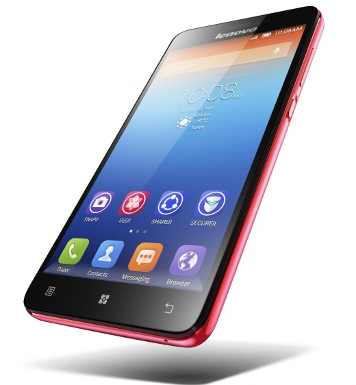 lenovo s850 officiel