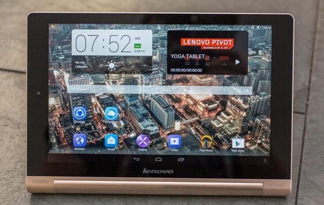 Lenovo Yoga tablet 10 HD+ officielle