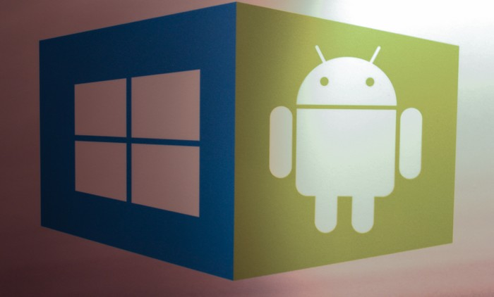microsoft android windows