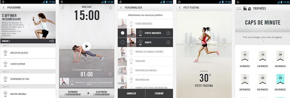 application sport android notre s lection des meilleures. Black Bedroom Furniture Sets. Home Design Ideas