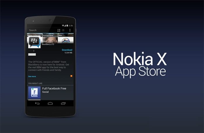 nokia store disponible android