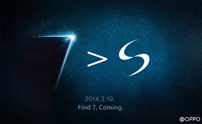 oppo find 7 moquerie galaxy s5