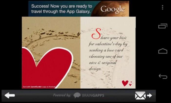 saint valentin image app