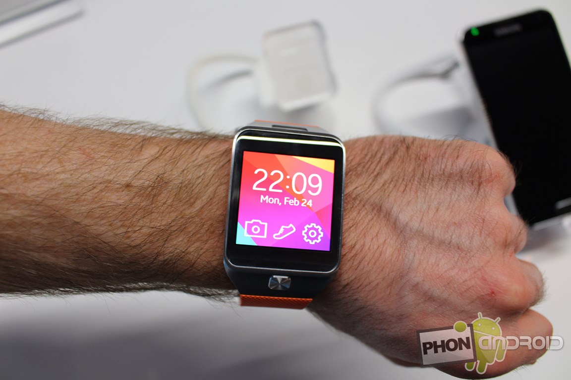 Le test de la Samsung Galaxy Gear : prix, avis, critique ...