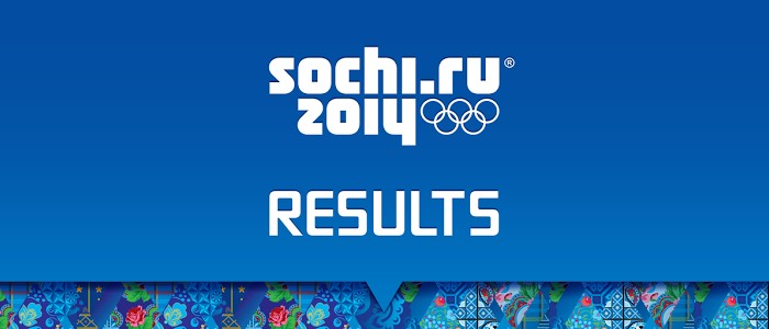 sochi résultats