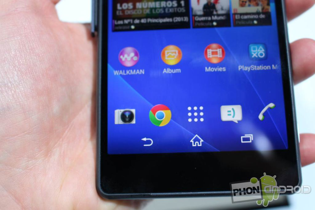 Sony Xperia Z2 Officiel