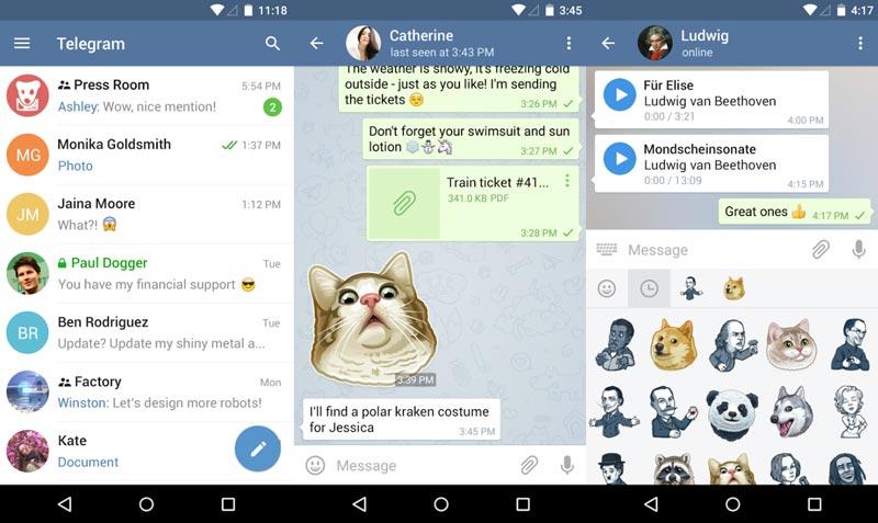 telegram-alternative-whatsapp