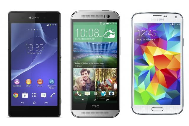 comparatif des photos de nuit, Xperia Z2 vs HTC One M8 vs Galaxy S5