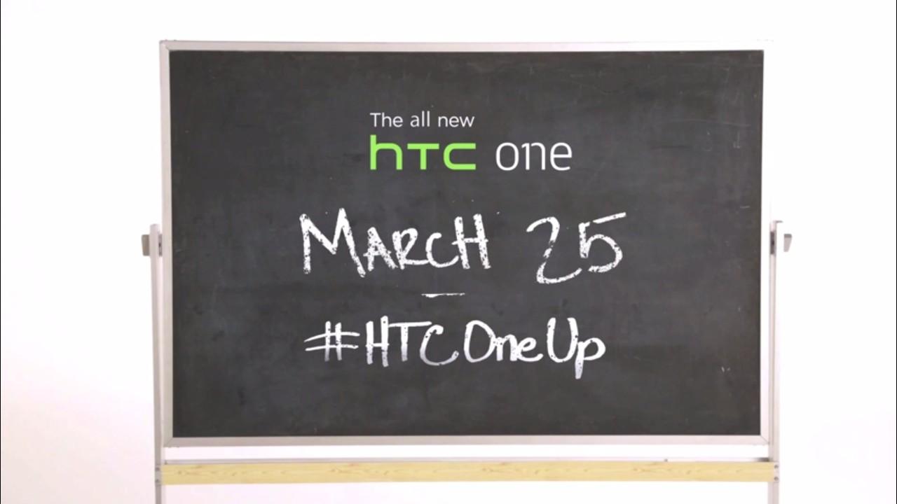 nouveau htc one 25 mars