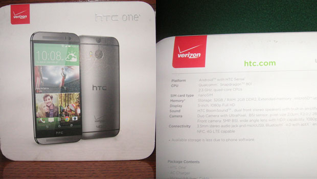 HTC One sur ebay