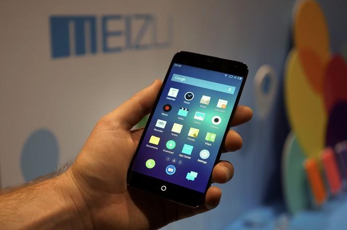 meizu débarque chez nous avec le MX3
