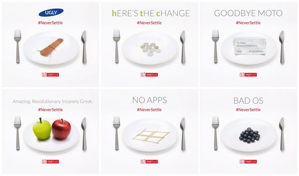 OnePlus vs the world