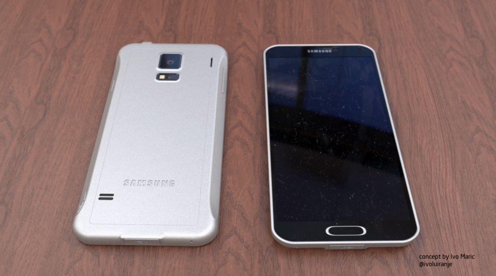 Samsung galaxy F, S5 prime