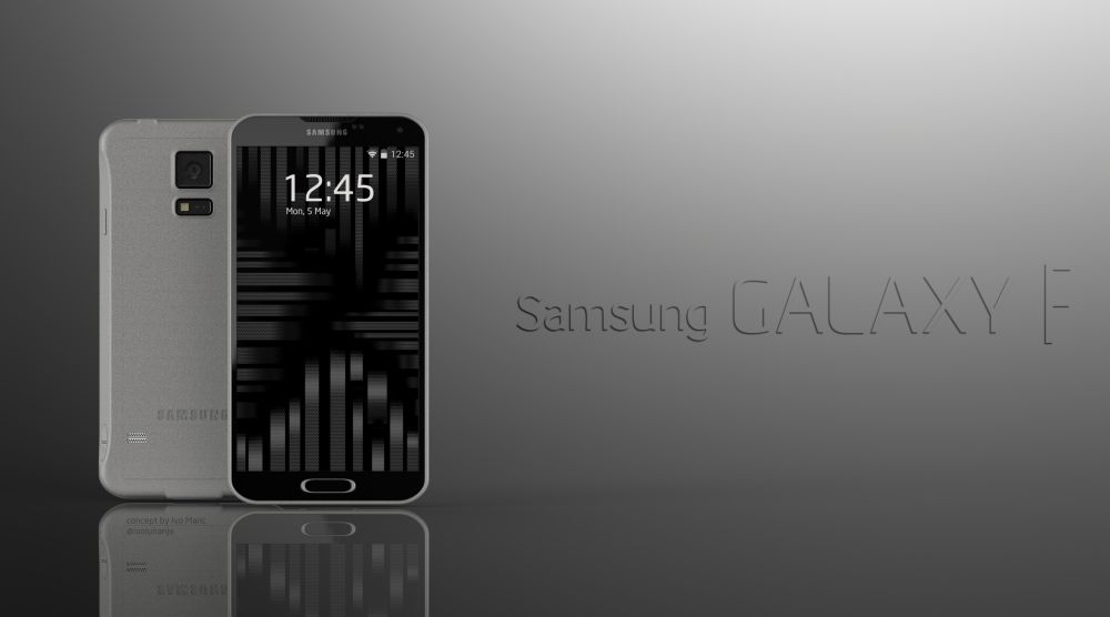 Samsung Galaxy F concept 4