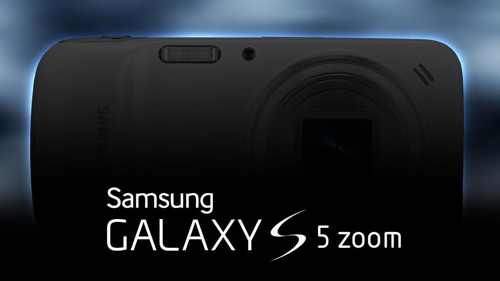 un capteur de 20 mégapixels pour le Galaxy S5 version Zoom