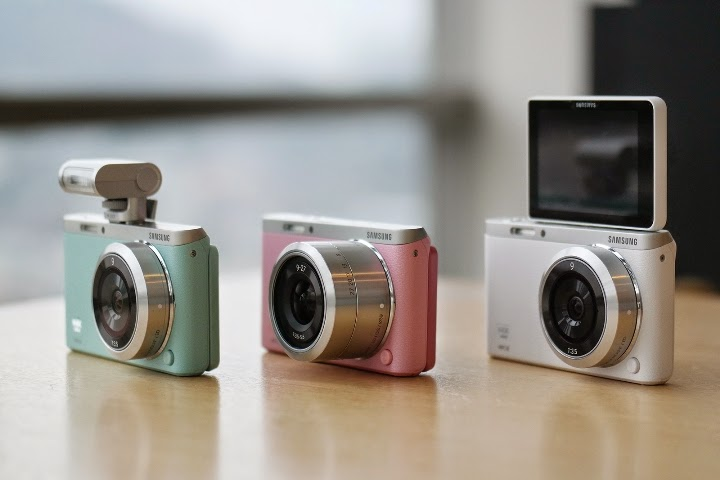 samsung appareil photo
