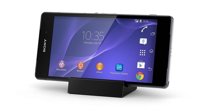 xperia z2 deluxe  support