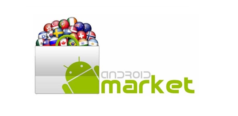 histoire de l'Android Market