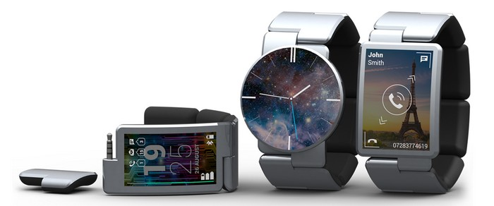 blocks, la smartwatch ARA