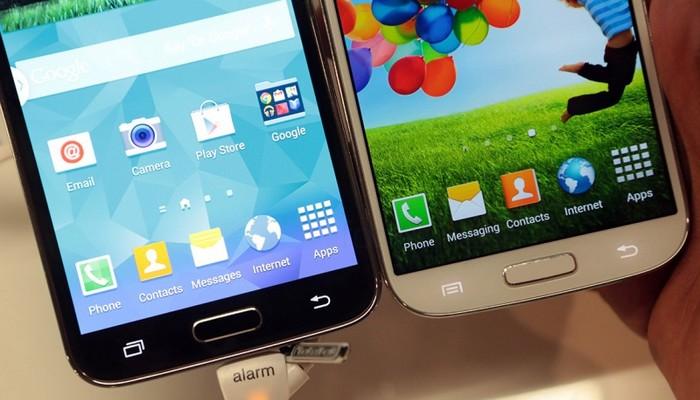 bouton Home Samsung