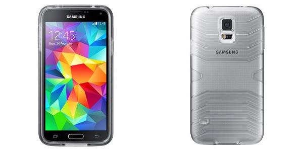 Coque plastique du Galaxy S5