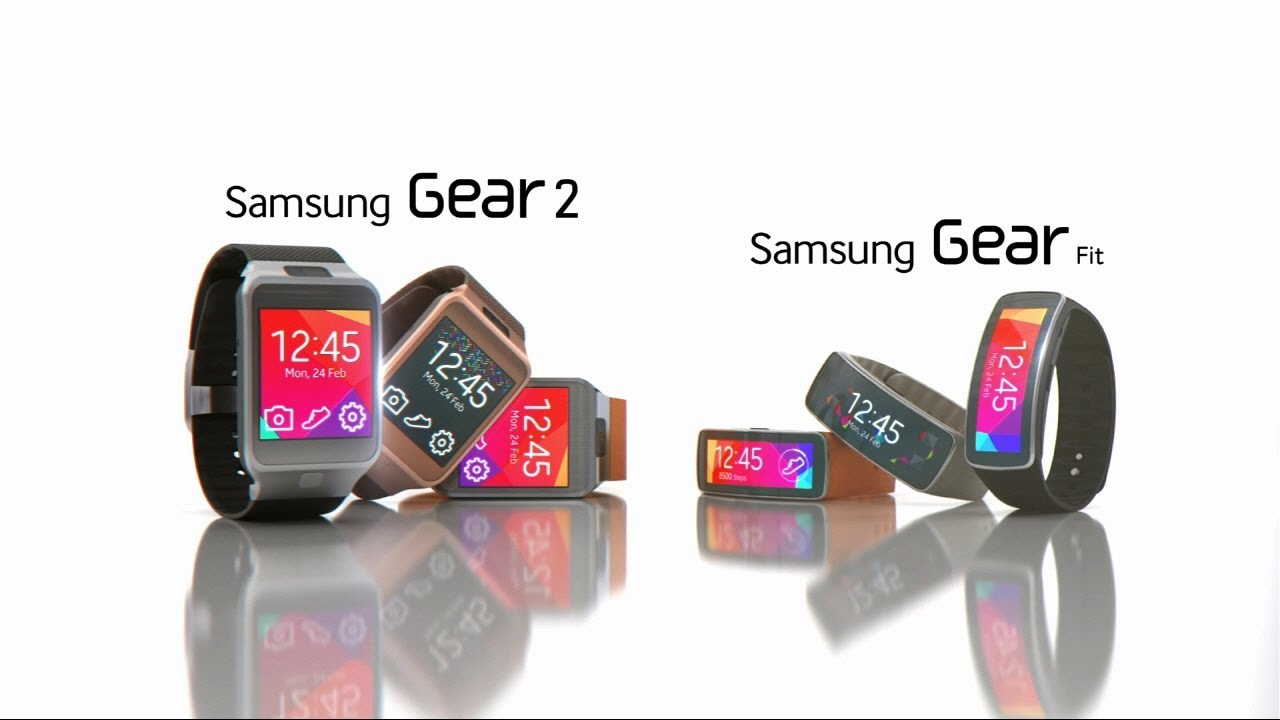 samsung gear 2 gear fit