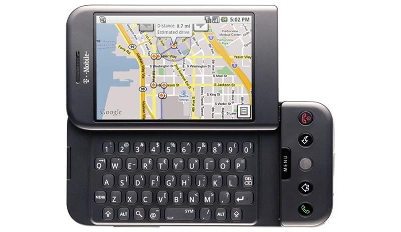 le premier smartphone sous Android
