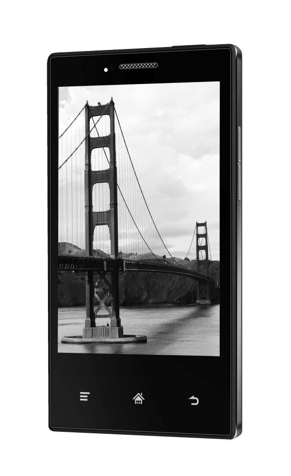 Inkphone, le smartphone avec écran eink