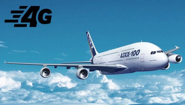 La 3G et 4G c'est pour bientôt dans les avions