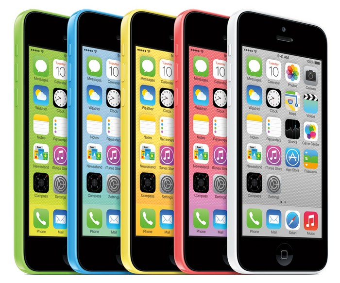 iphone 5c, un echec