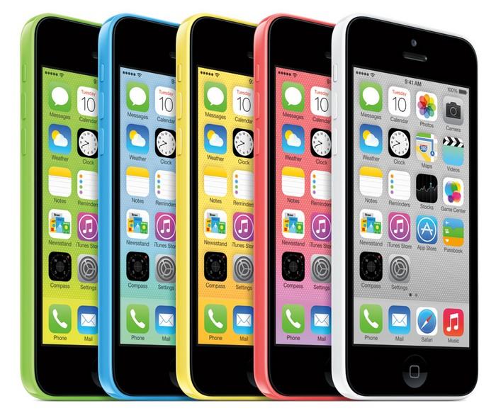 iphone 5c, un echec