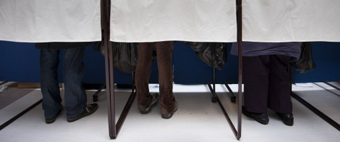 selfie isoloir election