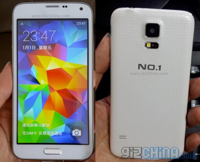 A moitié prix, voici le clone du Galaxy S5