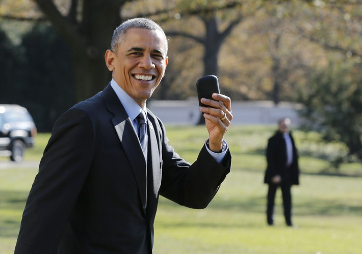 obama abandonne blackberry pour android