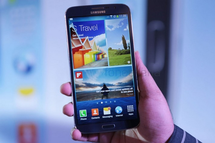 Samsung va bientôt annoncer deux nouveaux Galaxy mega