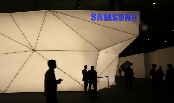 Stand Samsung au MWC 2014