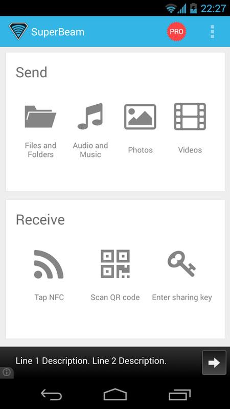 wifi direct nfc