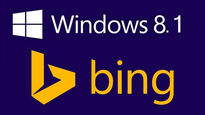 Windows 8.1 moins cher avec Bing