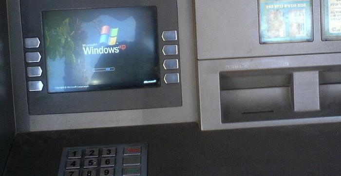 byebye windows xp hello linux