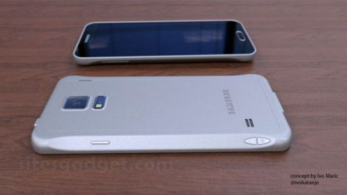 Samsung Galaxy metal