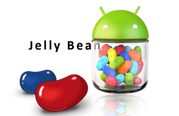 Android 4.1 Jelly Bean-a Sure Android Version