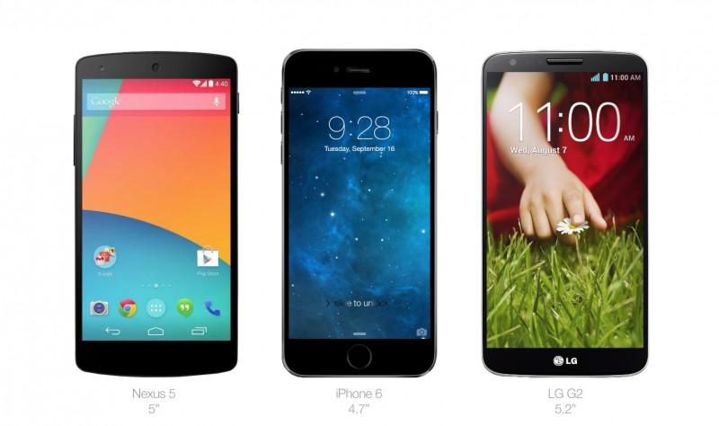 iphone6-vsnexus5-vs-g2