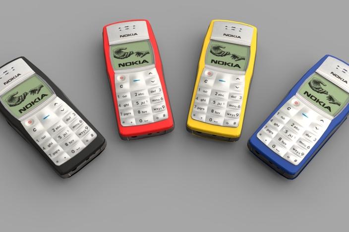 téléphone mobile le plus vendu au Monde