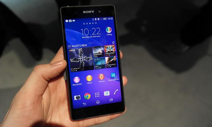 Sony Xperia Z2 problème et surchauffe