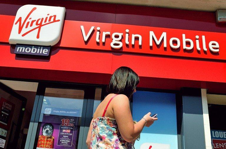 virgin mobile réduction