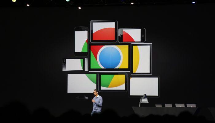 accélérer Chrome