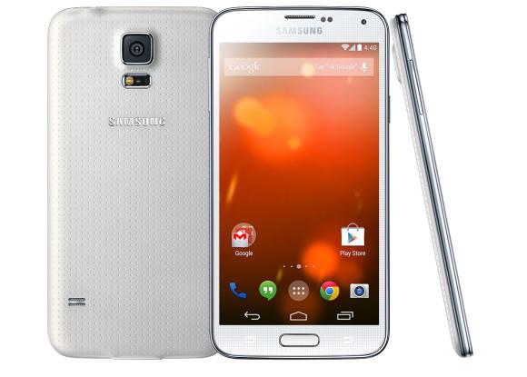 Galaxy S5 en Google Play Edition