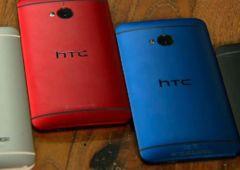htc m8 blue red