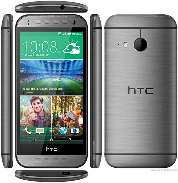 HTC One Mini 2 autre angle